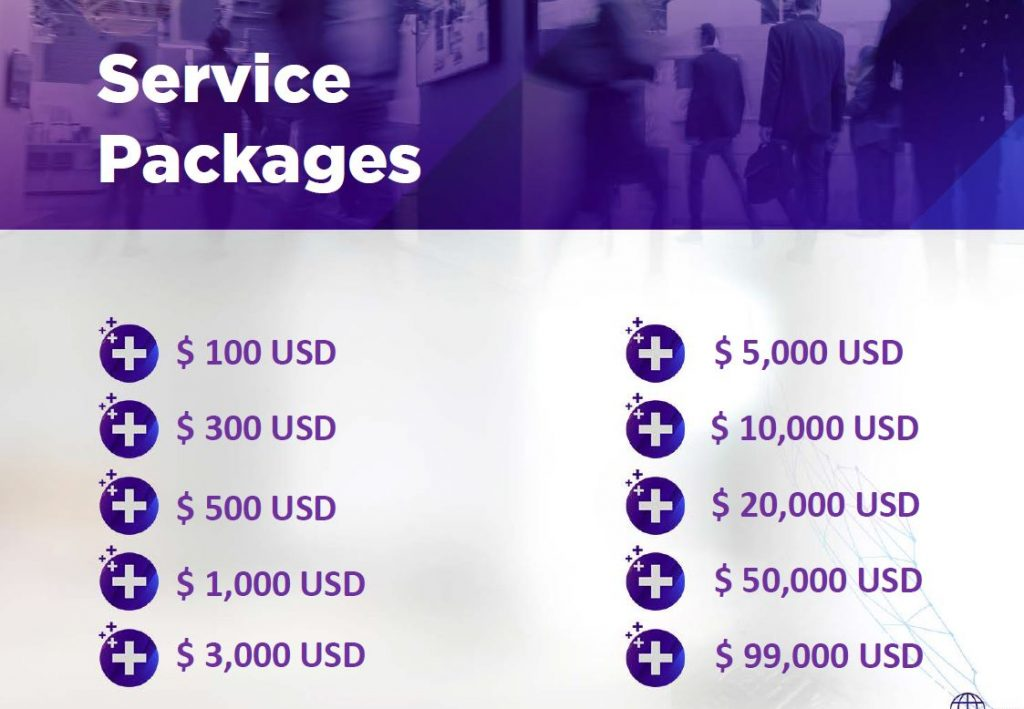 Nui Service Packages